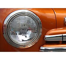 1946 Ford Coupe Photographic Print