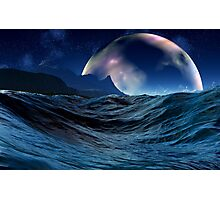 Gas Giant Gaylans Photographic Print