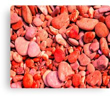 Red River Rock Canvas Print