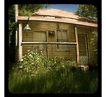 Abandonment, Dooralong NSW ttv Photographic Print