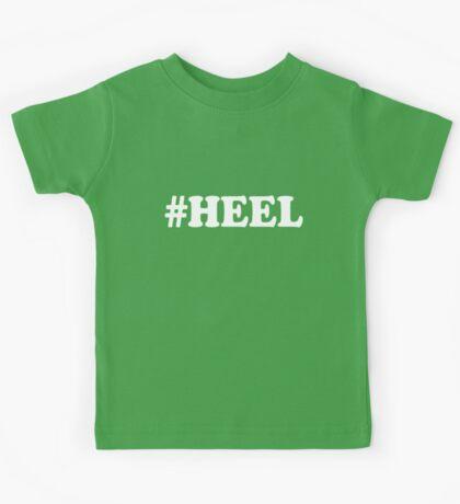 #Heel Kids Tee