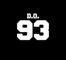 DO EXO 93 Football Design EXO-K by impalecki