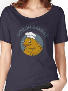 Goron Ramsay Women's Relaxed Fit T-Shirt