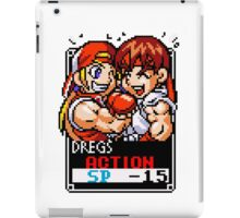 Terry and Ryu iPad Case/Skin