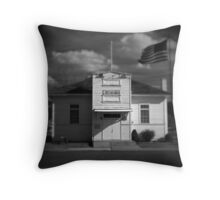Old White House Throw Pillow