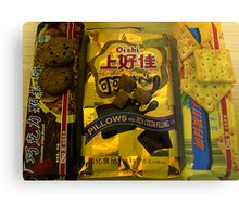 Chinese Biscuits Metal Print