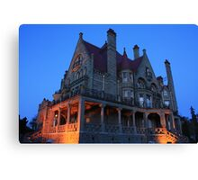 Craigdarroch Castle Canvas Print