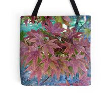 Autumn Bouquet - Maple Tote Bag