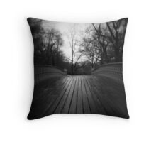 pinebank Throw Pillow