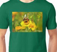 Bee & Wild Flower Unisex T-Shirt