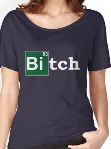 breaking bitch Women's Relaxed Fit T-Shirt