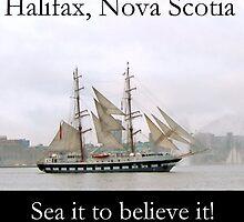 Halifax- Sea It To Believe It by KardsRUs