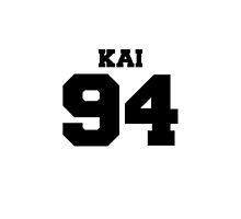 Kai EXO 94 Football Design EXO-K by impalecki