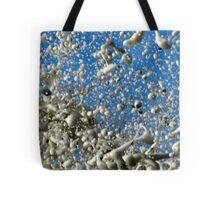 High Surf Warning: Foam Tote Bag