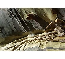 Rock formation. Photographic Print