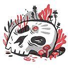 Skull Garden by Pam Wishbow