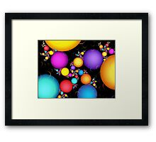 Prince of Space Framed Print