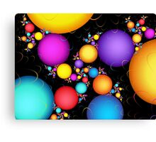 Prince of Space Canvas Print