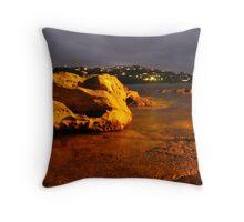 Freshwater Dusk Throw Pillow