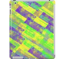 Grunge Wall - 4 iPad Case/Skin