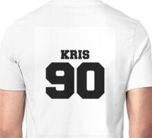 Kris EXO 90 Football Design EXO-M Unisex T-Shirt
