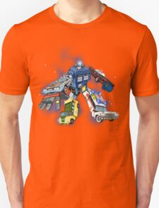 """Defender of The Nerd-verse""  Unisex T-Shirt"