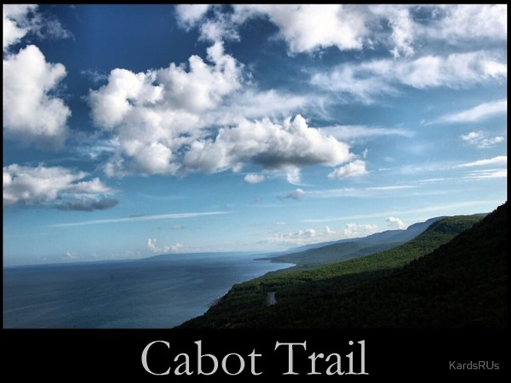 Cabot Trail by KardsRUs