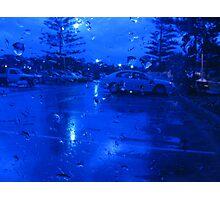 Storm Refuge Photographic Print