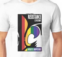 Resistance is Victory (Equality in Scouting) Unisex T-Shirt
