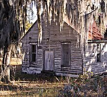 Old Church House by Linda Yates