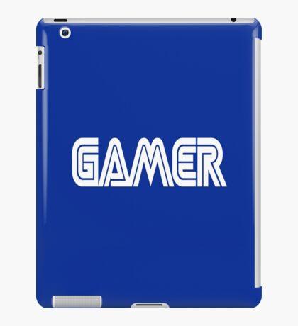 Gamer iPad Case/Skin