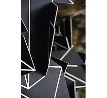 Shapes Photographic Print