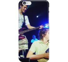 Danny and Dougie - Brighton Centre.  iPhone Case/Skin