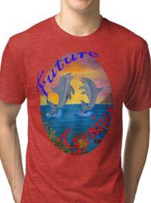 Future Genius Tri-blend T-Shirt