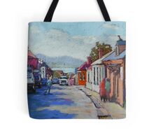 Battery Point, Hobart,Tasmainia Tote Bag