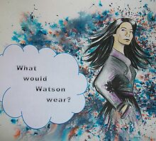 What would Watson wear? by JulieCostain