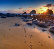 False Klamath Cove by Ryan Wright