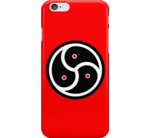 BDSM Symbol - Without handcuffs iPhone Case/Skin