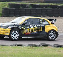 Robin Larsson - Audi S1 Supercar by Matt Dean