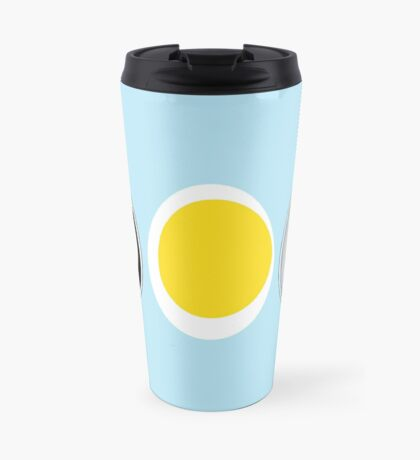 LINUX TUX  PENGUIN  3 EGGS Travel Mug