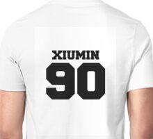Xiumin EXO 90 Football Design EXO-M Unisex T-Shirt