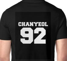 Chanyeol EXO 92 Football Design EXO-K Unisex T-Shirt