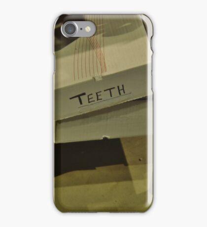 Teeth iPhone Case/Skin
