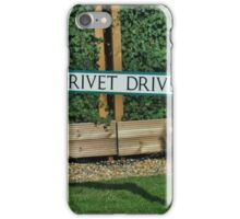 Privet Drive iPhone Case/Skin