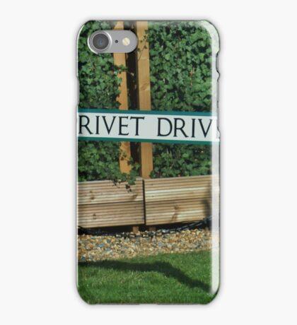 Privet Drive iPhone Case/Skin