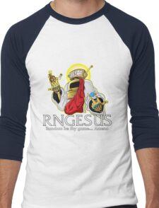 RNGesus  Men's Baseball ¾ T-Shirt