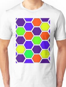 HONEYCOMB-2A Unisex T-Shirt