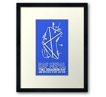 RAF Mepal Framed Print