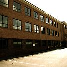 school in the 70s by Paul Van Lierop
