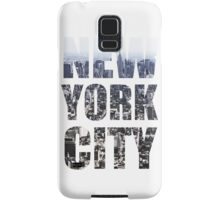 NYC Samsung Galaxy Case/Skin